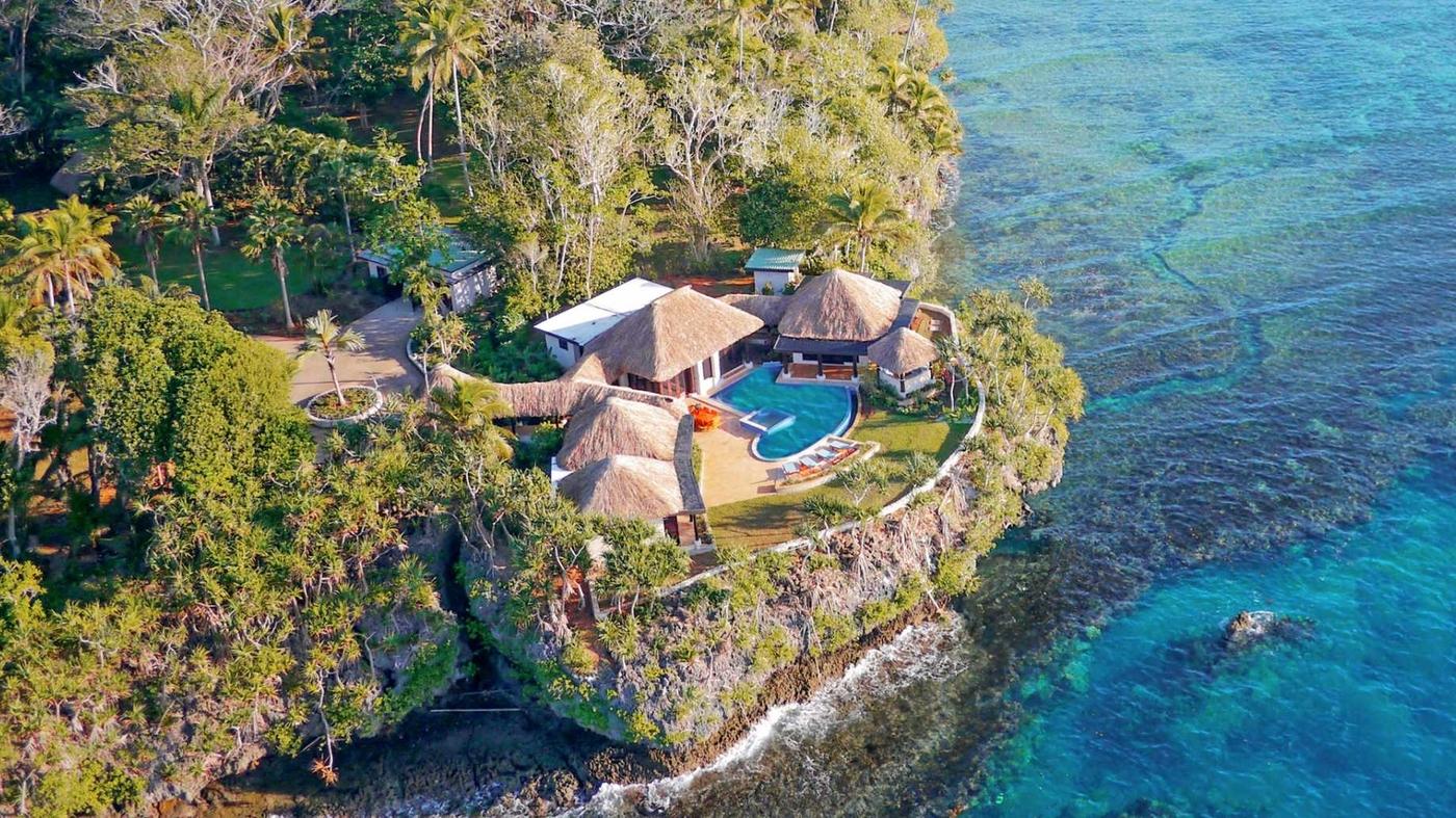 Wavi Island Villa, Savusavu, Fiji