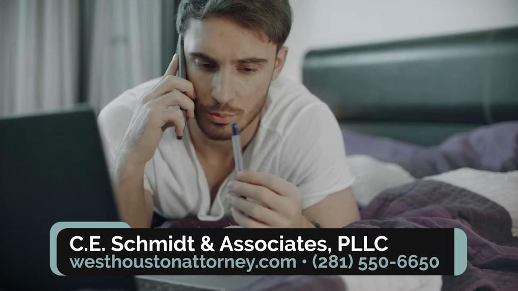 Divorce Attorney in Houston TX, C.E. Schmidt & Associates, PLLC