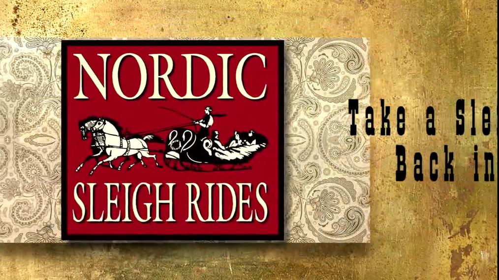 Sleigh Ride in Breckenridge CO, Golden Horseshoe Sleigh Rides