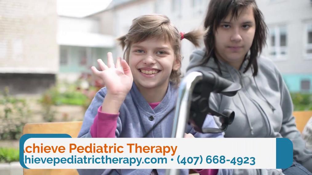 Pediatric Therapy in Orlando FL, Achieve Pediatric Therapy
