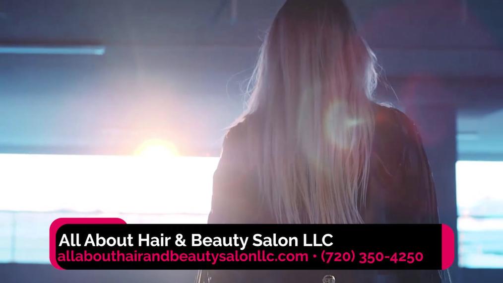 Hair Salons in Centennial CO, All About Hair & Beauty Salon LLC