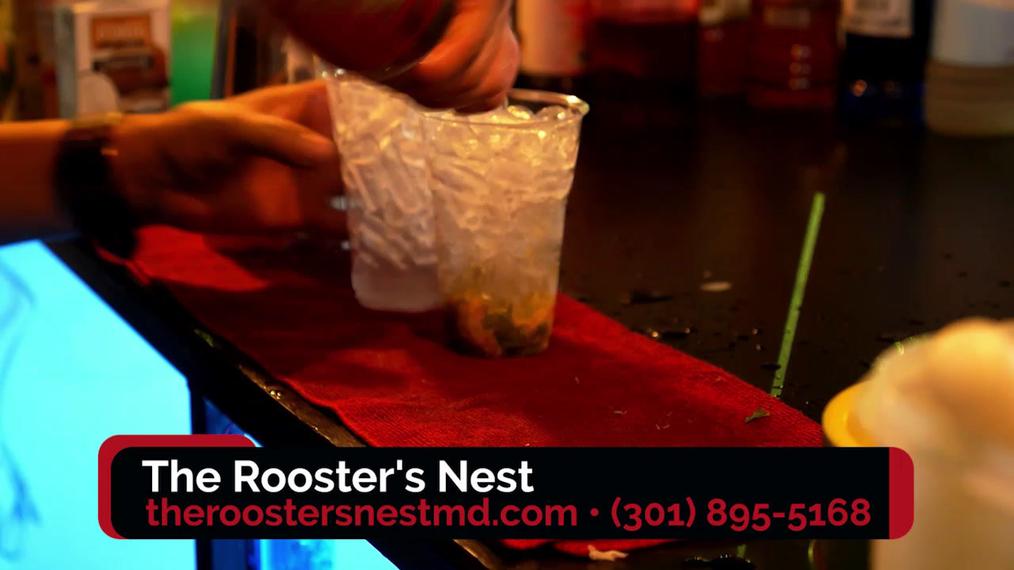 Restaurant in Grantsville MD, The Rooster's Nest