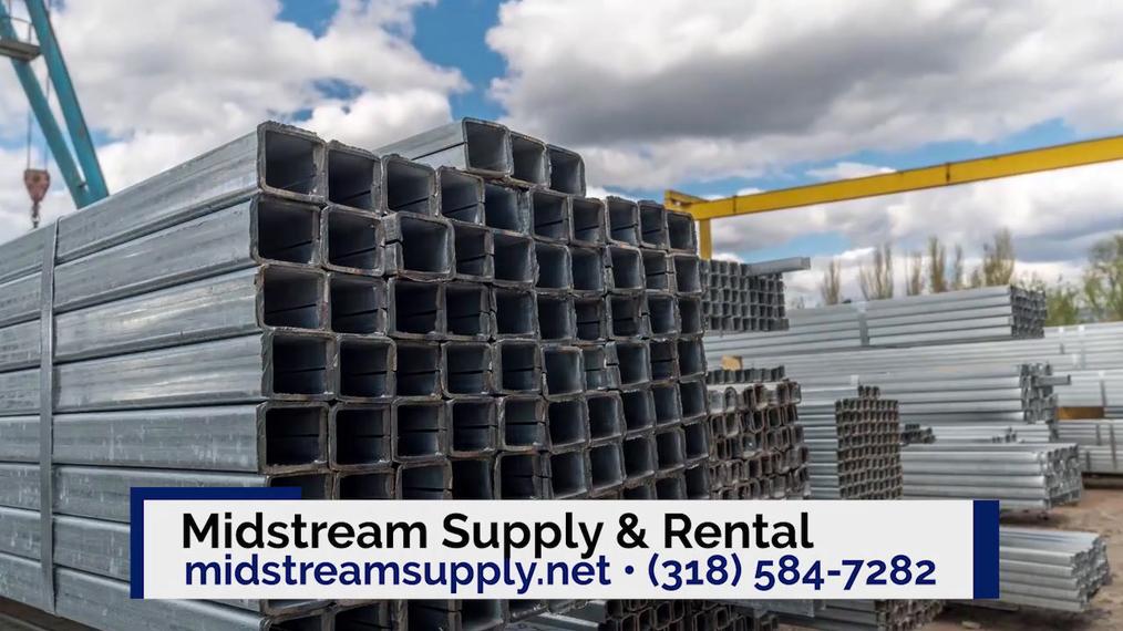Pipeline Supply in Bossier City LA, Midstream Supply & Rental