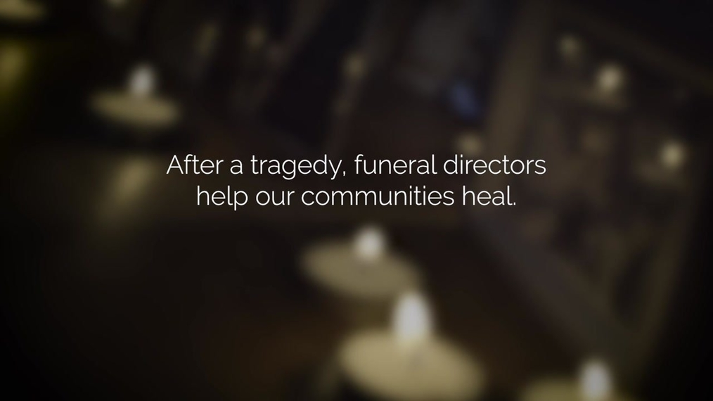 Funeral Directors Time of Tragedy PSA