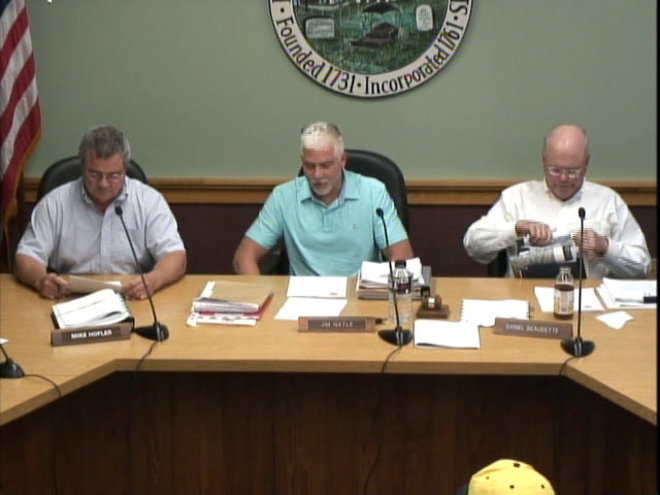 Belchertown Planning Board 06-25-2019