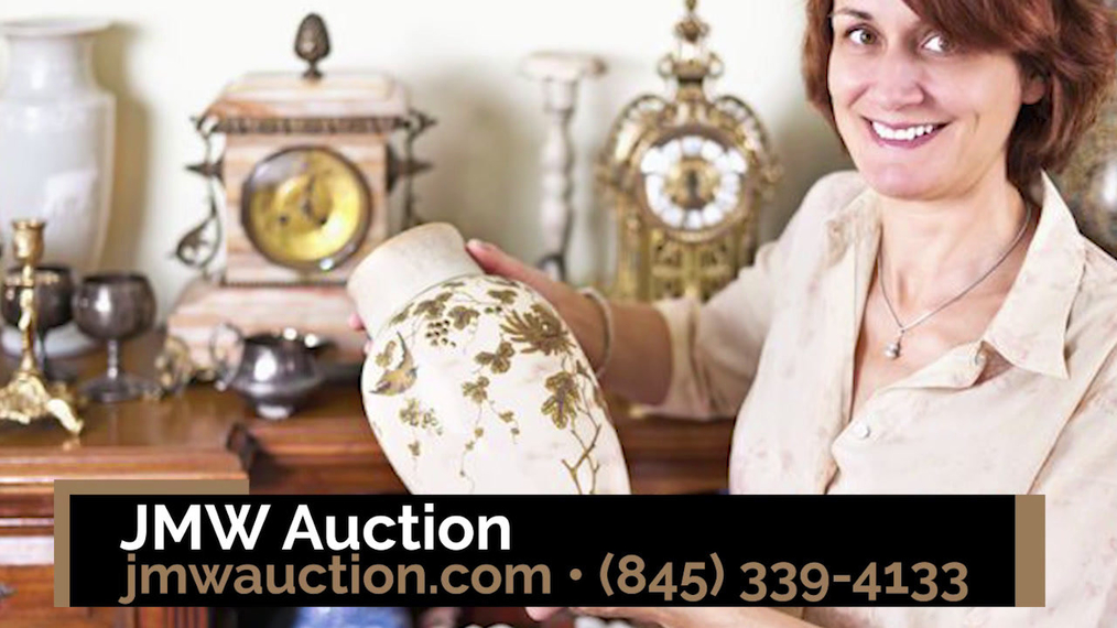 Auctions in Kingston NY, JMW Auction