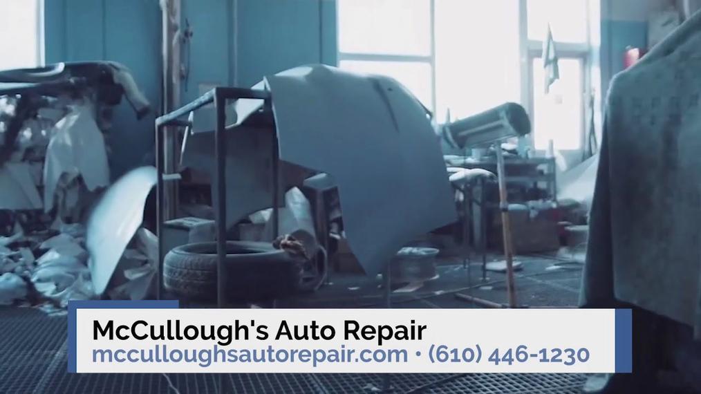 Auto Repair in Upper Darby PA, McCullough's Auto Repair