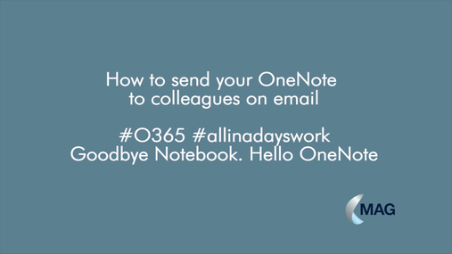 Video Guide - sharing meeting notes to colleagues on OneNote.mp4