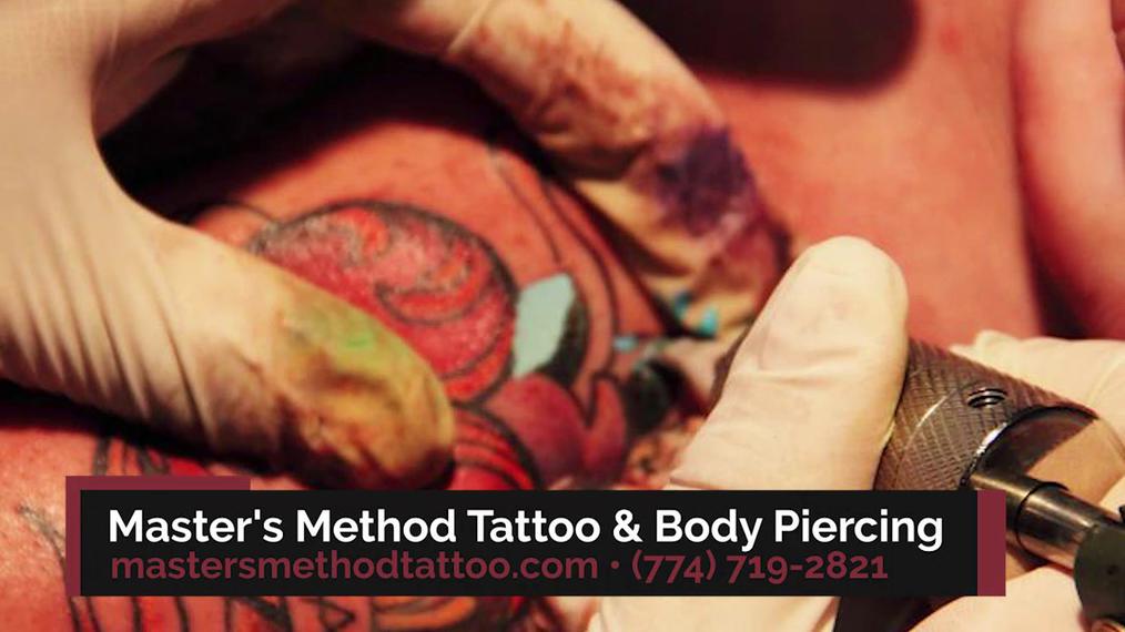Tattoo Shop in Mansfield MA, Master's Method Tattoo & Body Piercing