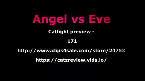 Angel vs Eve  4k preview