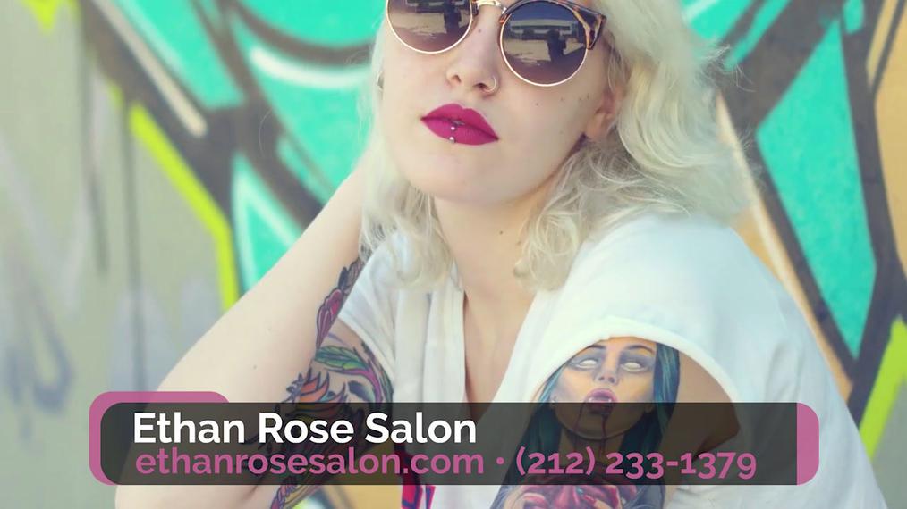 Beauty Salon in New York NY, Ethan Rose Salon