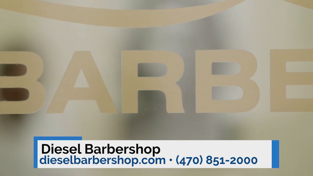 Barbershop in Atlanta GA, Diesel Barbershop