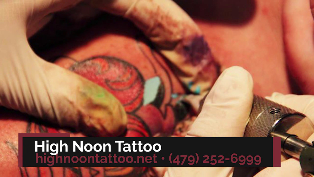 Tattoo Shop in Fort Smith AR, High Noon Tattoo