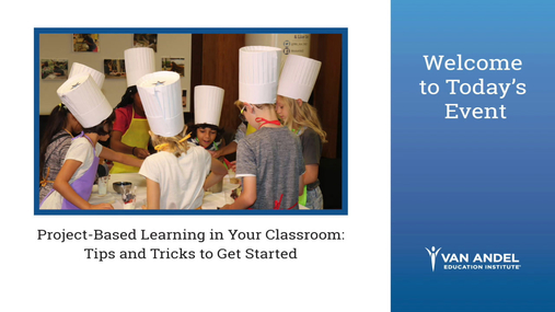 Project-Based Learning in Your Classroom: Tips & Tricks