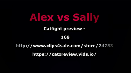 Alex vs Sally fight preview - 168