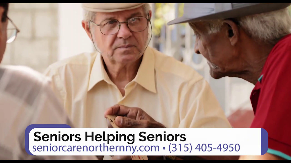 Home Health Care in Watertown NY, Seniors Helping Seniors