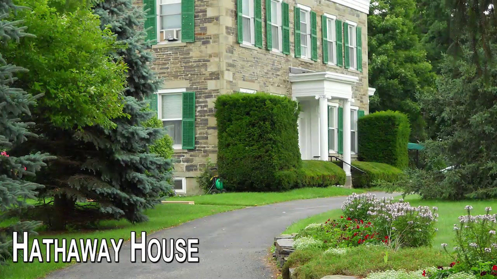 Historic Manor in Cincinnatus NY, Hathaway House