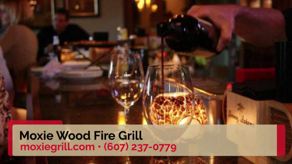 Steakhouse in Conklin NY, Moxie Wood Fire Grill
