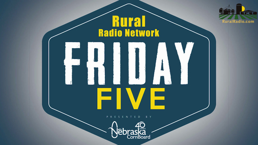 From the Nebraska Power Farming Show - Friday Five.mp4