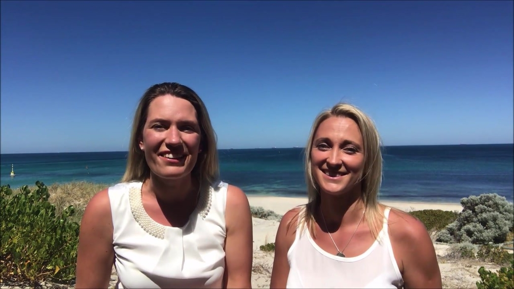 Video message from Elina El Daher and Linda Puce