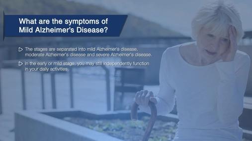 Alzheimer's Disease Part 2