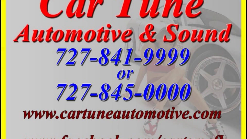 Auto Repair Shops in Holiday FL, Car Tune Automotive & Sound Inc.