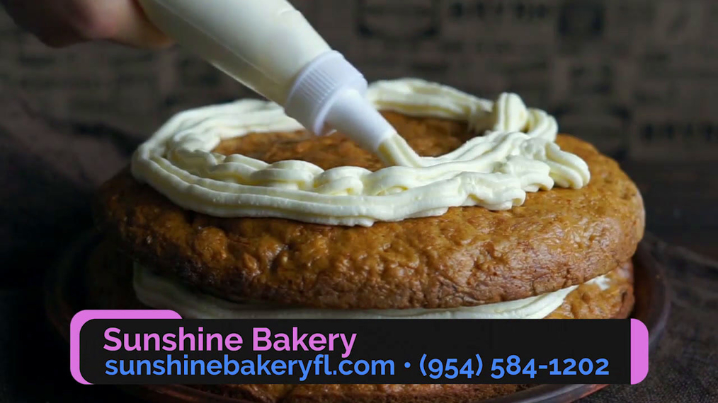 Bakery in Fort Lauderdale FL, Sunshine Bakery