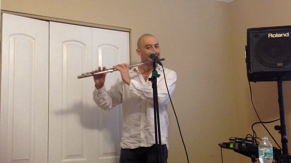 Flutist J.P..mp4