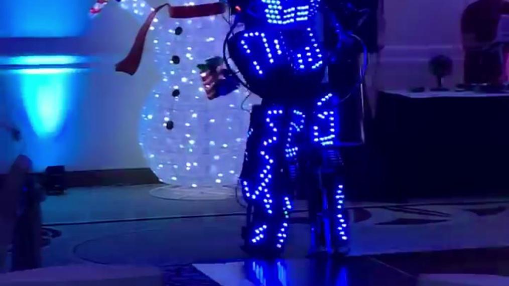 LED Robot G.L