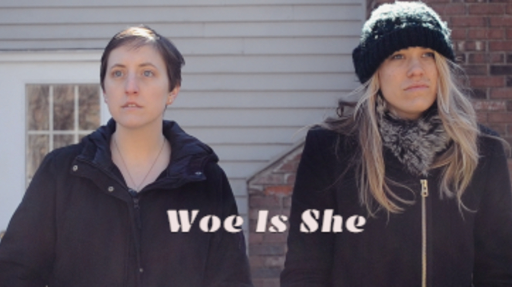 Woe Is She Episodes 1-3 (1st place - Best Web Series, Best Dramedy and Best Supporting Role Kathleen Simmonds; 2nd place - Best Actress Stephanie Fagan)