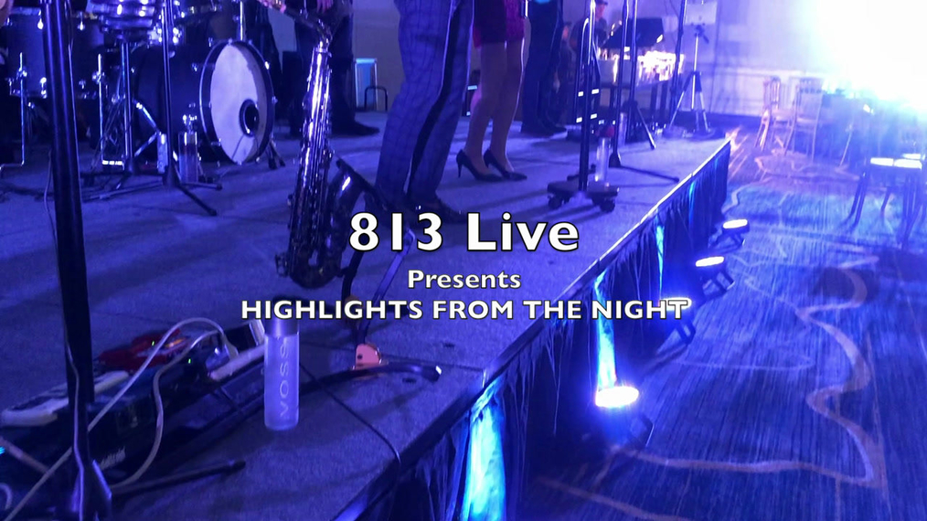 813 Live Social Media (Highlights from the night)