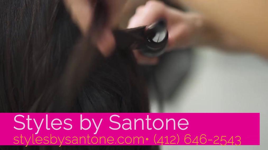 Hair Salon in North Huntingdon PA, Styles by Santone