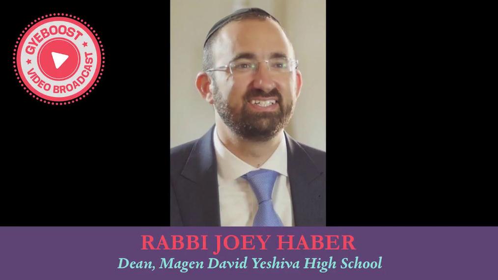 633 - Rabbi Joey Haber - GYE Vs Tu Teléfono