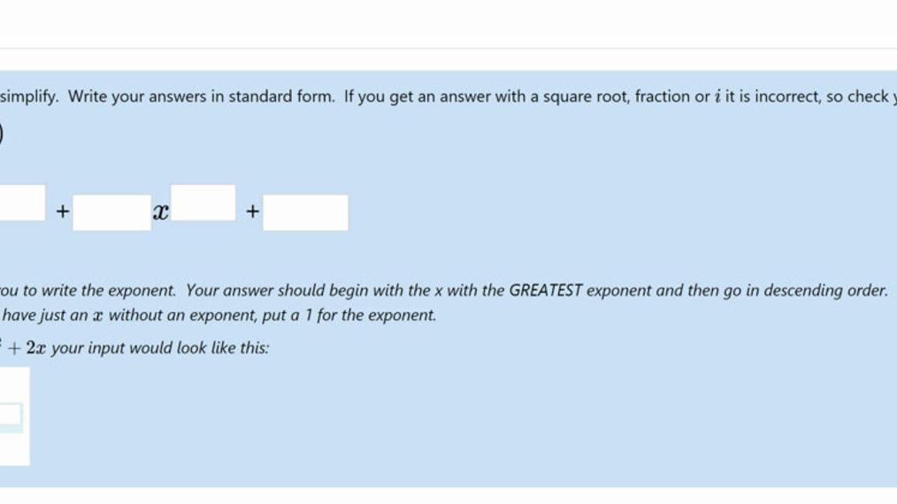 Homework Help Secondary Math III Unit 4 Review 3.2.mp4