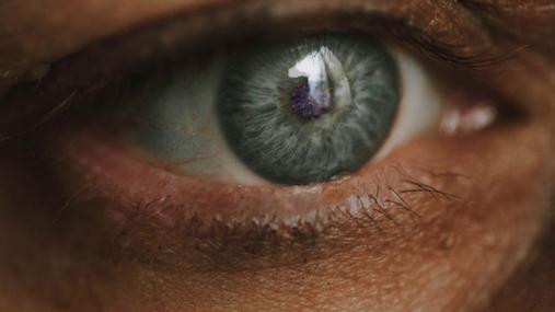 Eye animation
