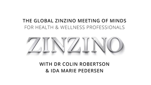 Global Meeting of Minds with Dr. Colin Robertson & Ida Marie Pedersen