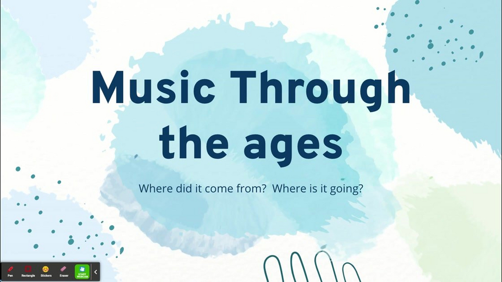 LESSON: Music Through the Ages: From Medieval to Classical