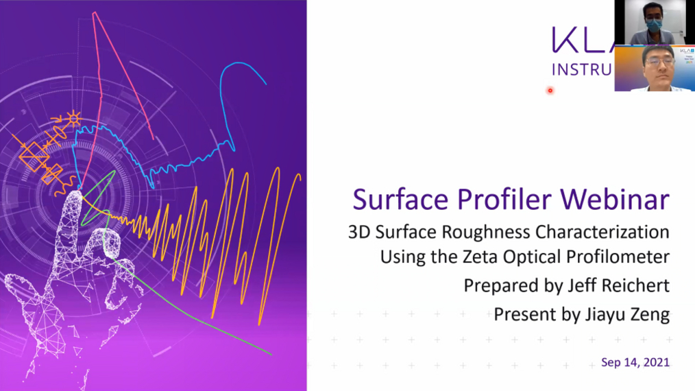Zeta-20 3D Surface Roughness Characterization
