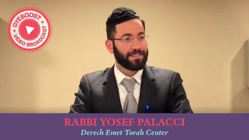 838 - Rabbi Yosef Palacci - Rabí Akiva y la esposa de Turnus Rufus
