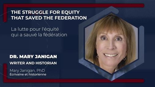 Mary Janigan Panel 1
