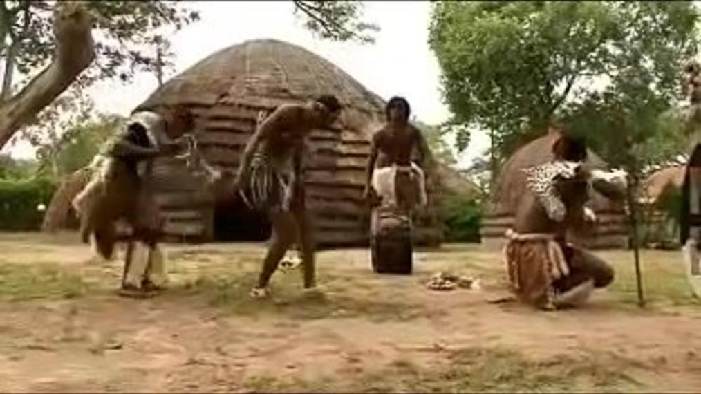 Zulu Wedding Dance