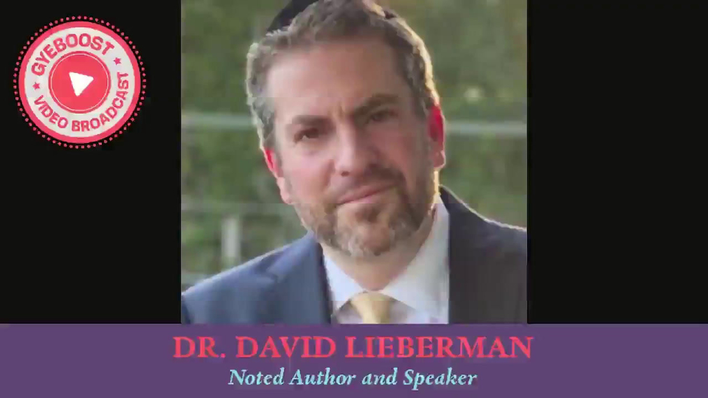 713 - Dr David Lieberman - Invirtiendo en tu Yo a largo plazo.