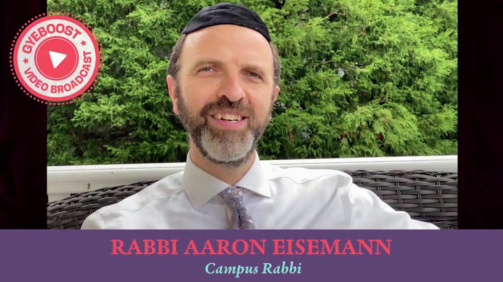660 - Rabbi Aaron Eisemann - Detonante Feliz