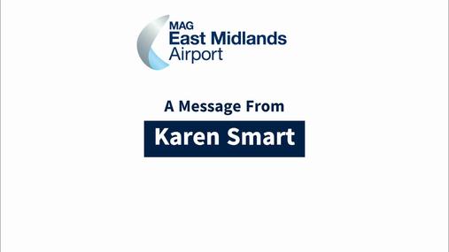 Message from Karen Smart