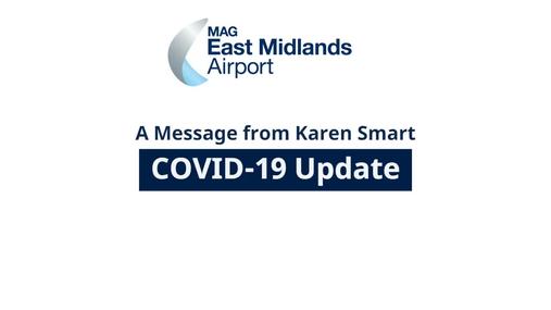 A Message from Karen Smart - COVID-19 Update