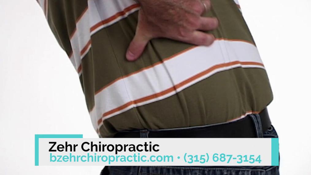 Chiropractor in Chittenango NY, Zehr Chiropractic
