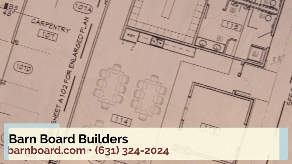 General Contractor in East Hampton NY, Barn Board Builders