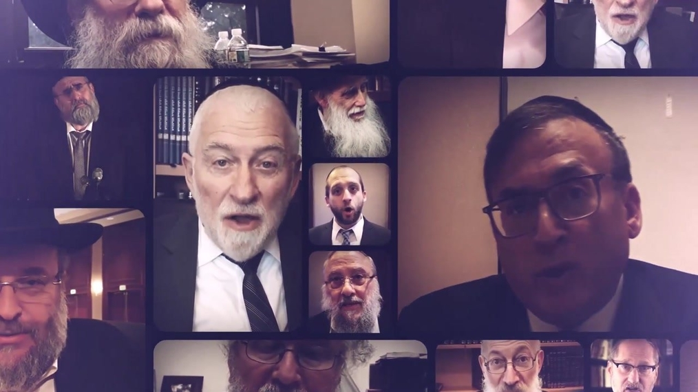 Rabbi Zecharya Wallerstein (short)
