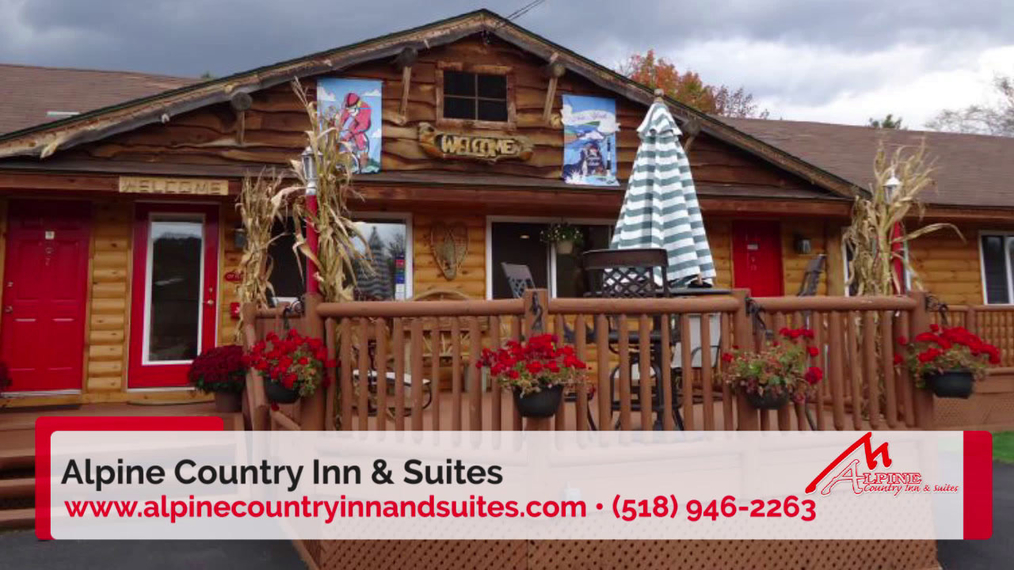 Motel in Wilmington NY, Alpine Country Inn & Suites