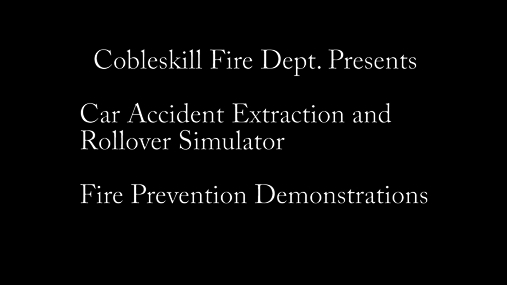 Cobleskill Fire Dept Fire Prevention 2017